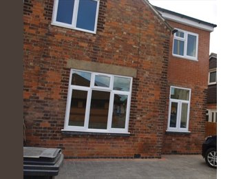 EasyRoommate UK - NEWLY REFURBISHED HOUSE TO RENT - Evington, Leicester - £270 pcm