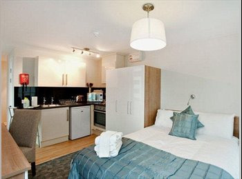 EasyRoommate UK - HIGHLY FURNISHED SELF CONTAINED FLAT - Kensington, London - £500 pcm