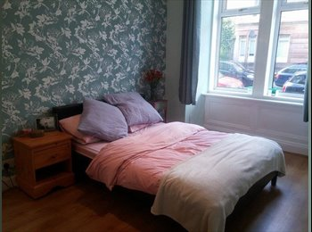 EasyRoommate UK - Double Room Shawlands £280/month - Glasgow Centre, Glasgow - £285 pcm