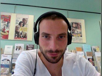EasyRoommate UK - Francesco - 26 - London