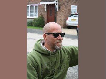 EasyRoommate UK - Steve  - 49 - Rayleigh