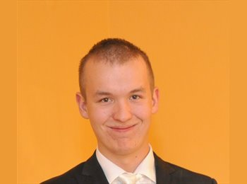 EasyRoommate UK - Marcin - 26 - Stoke-on-Trent