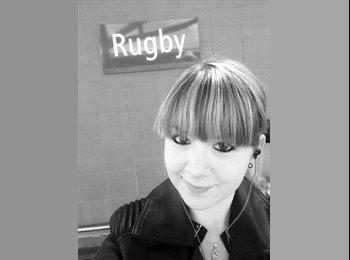 EasyRoommate UK - Katalin - 24 - Rugby
