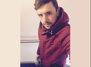 EasyRoommate UK - Dominic - 29 - Manchester