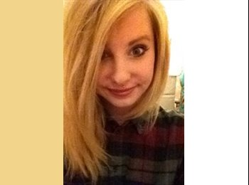 EasyRoommate UK - Kirsty - 24 - Manchester