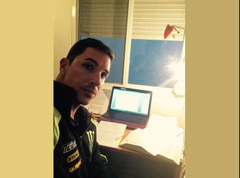 EasyRoommate UK - Guillermo - 29 - Manchester