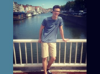 EasyRoommate UK - Steffen - 19 - Newcastle upon Tyne
