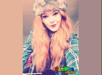 EasyRoommate UK - Megan  - 18 - Leeds