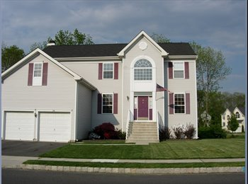 EasyRoommate US - Home next to bordentown, nj and Military bases - Trenton, Trenton - $650 pcm