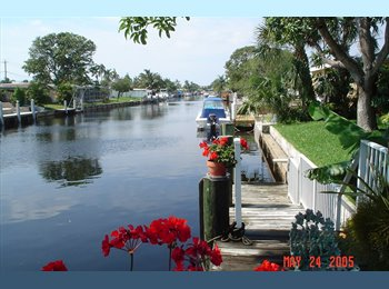 Pompano Beach waterfront,  Long Term Available