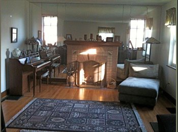Need great roommate for great house
