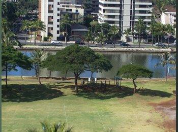 EasyRoommate US - SHARE 1/2 MILLION CONDO WITH MatureBLOND, 3 CONDOS - Oahu, Oahu - $900 pcm