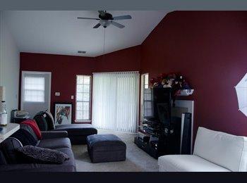 EasyRoommate US - 28 Professional, Seeking Roommate - Marion, Indianapolis Area - $650 pcm