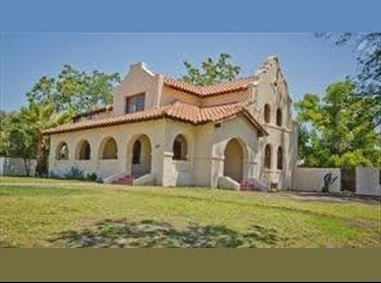Oleander Mansion -in Bakersfield-