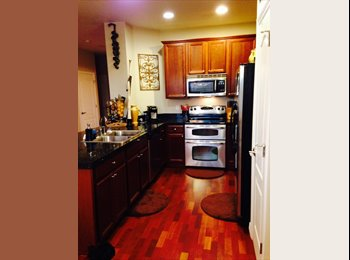Beautiful 2400+ sq. ft. Townhouse to share