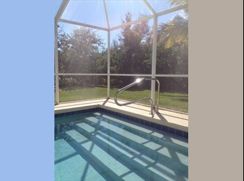 EasyRoommate US - Beautiful home in Paradise fully furnished - Naples, Other-Florida - $850 pcm