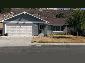EasyRoommate US - Clean fun home - Paradise Hills, San Diego - $650 pcm