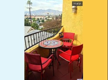 EasyRoommate US - Little Spanish Villa - one bedroom w/ bath available - East Los Angeles, Los Angeles - $1,500 pcm