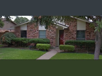 EasyRoommate US - Great room for rent - East Dallas, Dallas - $475 pcm
