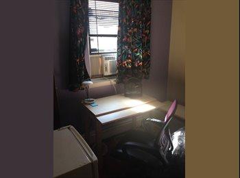 Furnished bedroom for single female September 1rst