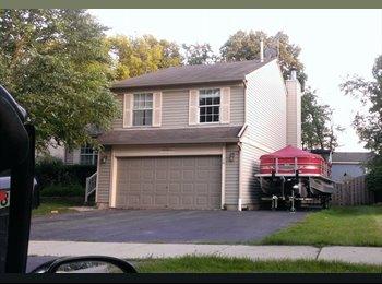 EasyRoommate US - SEEKING ROOMATES FOX LAKE / ANTIOCH / GURNEE - Waukegan, Other-Illinois - $695 pcm