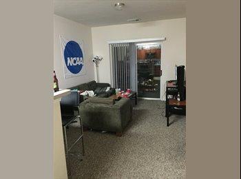 1 room at University Housing for summer