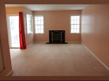 EasyRoommate US - 2 bedroom with Washer/Dryer in gated community - New Brunswick, Central Jersey - $1,450 pcm