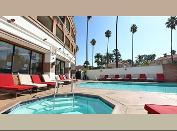 EasyRoommate US - June 1st to July 2015 Los Angeles! - Exposition Park, Los Angeles - $900 pcm