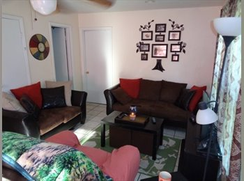 1 bed 1 bath up for sublet