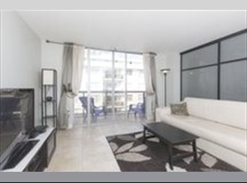 EasyRoommate US - Amazing room with ocean view! - Miami Beach, Miami - $1,300 pcm
