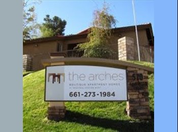 EasyRoommate US - Looking for roommate at The Arches - Antelope Valley, Los Angeles - $630 pcm