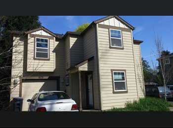 EasyRoommate US - 2 Rooms for rent at a great location. $400/mo - Washington County, Hillsboro - $400 pcm