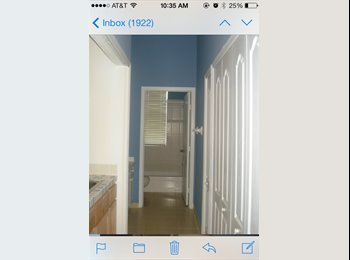 Efficiency for rent.