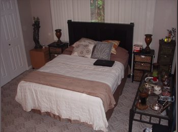 Large Bedroom Available (Furnished or Unfurnished)
