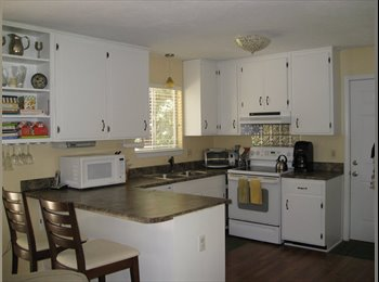 EasyRoommate US - 3/2 near FSU fenced yard and deck - Panama City, Tallahassee - $1,200 pcm
