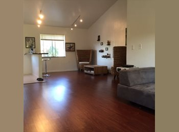 Room in Modern Loft-Style Apt for Rent