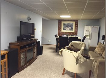 Furnished Basement Suite