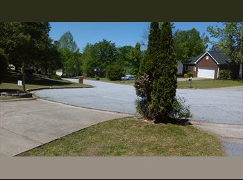 EasyRoommate US - Three bedroom home looking to rent one room - Augusta, Augusta - $550 pcm