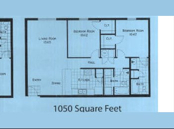 EasyRoommate US - Conway, AR Apartment - Faulkner, Little Rock - $400 pcm
