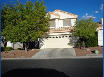 EasyRoommate US - Seeking Female Roommate - Summerlin, Las Vegas - $600 pcm