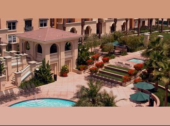 Furnished, perfect location in Irvine, shared room for $795