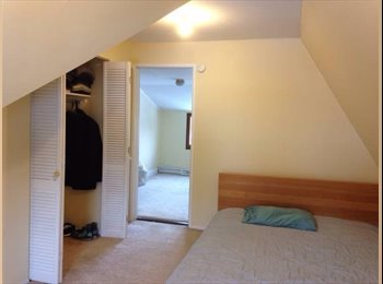 $850/ 388ft2 - 3 rooms + private bathroom for 1 person