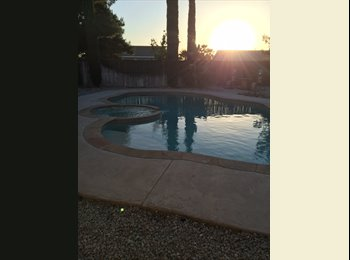 EasyRoommate US - ROOM FOR RENT $500 - Riverside, Southeast California - $500 pcm