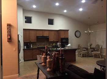 EasyRoommate US - 1 bedroom available nice home 93720 north fresno close to children's hospital  - Pinedale, Fresno - $600 pcm