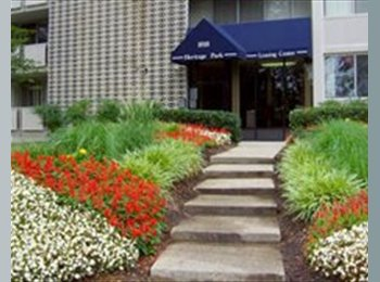 EasyRoommate US - Female Roommate Wanted - Silver Spring, Other-Maryland - $696 pcm