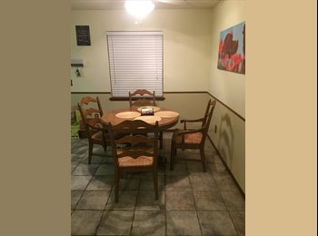 EasyRoommate US - ISO One female roommate for a 3 bed 2 bath house! - Norman, Norman - $355 pcm