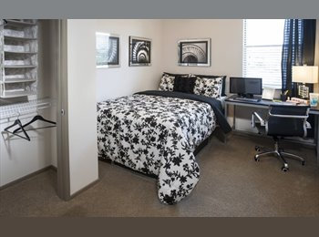 Furnished Private Bedroom For Rent In Fullerton