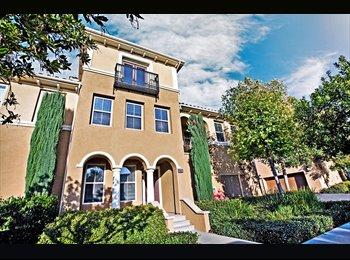 EasyRoommate US - Woodbury homes for Lease - Irvine, Orange County - $1,000 pcm