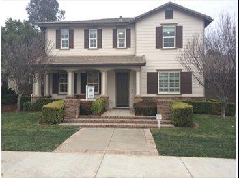 EasyRoommate US - Room for rent in Beautiful Home in Heritage Lake - Murrieta, Southeast California - $900 pcm