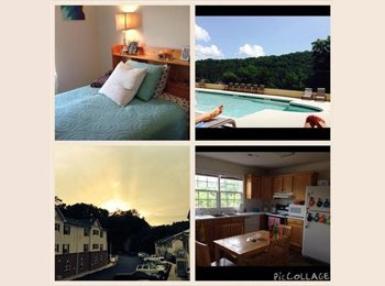 EasyRoommate US - 1br/1bath Sublease in Cullowhee, NC - Asheville, Other-North Carolina - $425 pcm